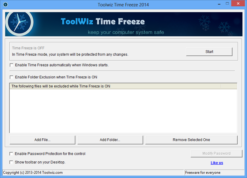 Toolwiz.Time.Freeze