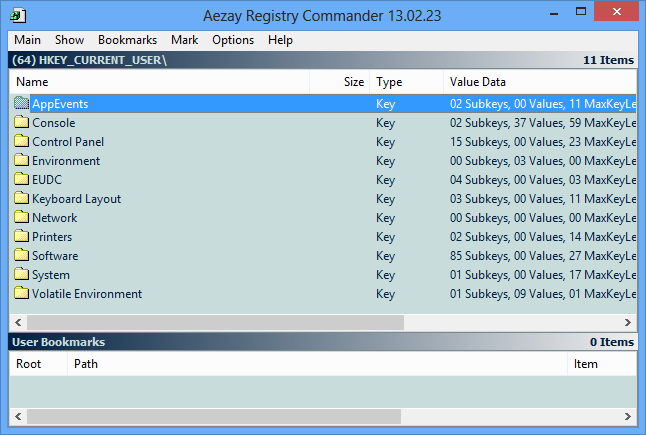 Aezay.Registry.Commander.v13.02.23