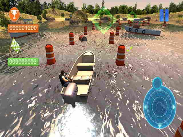 SpeedBoatParking3D