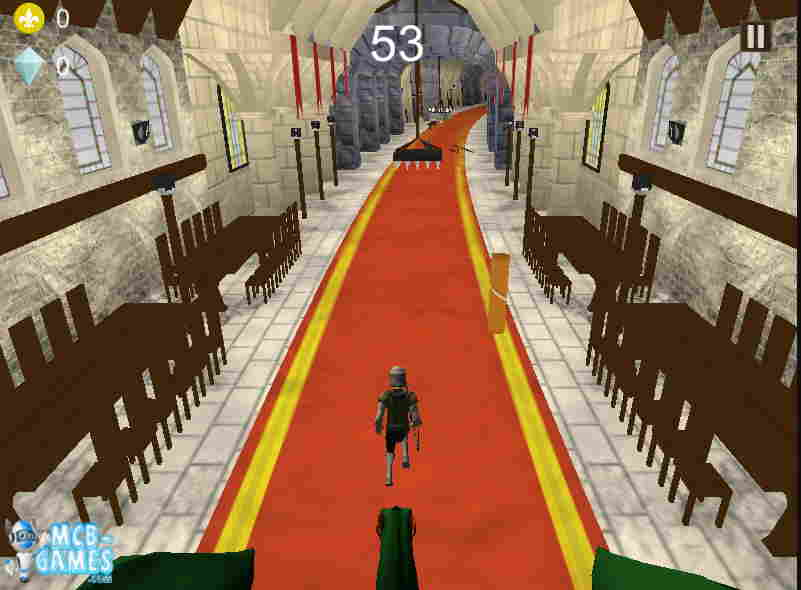 Play Castle Runner