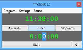 TTclock.v1.20