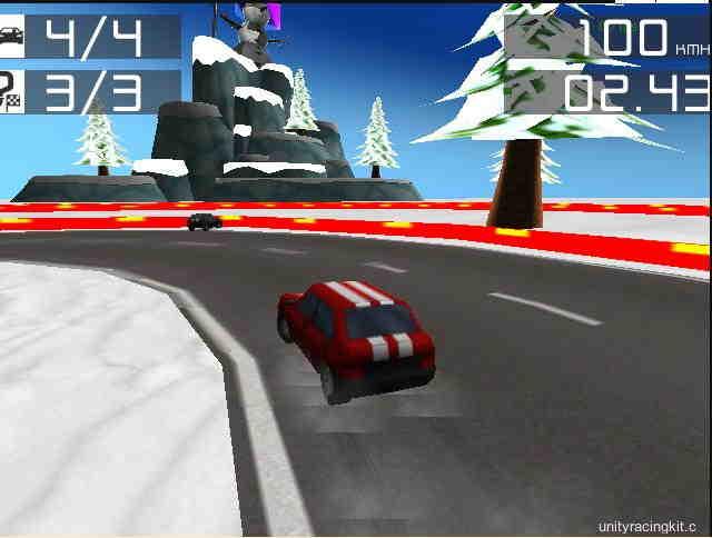 Play Toon Racing