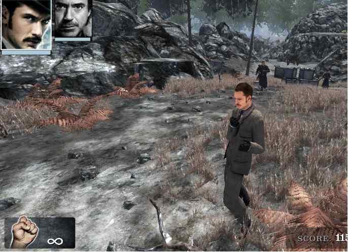 Sherlock Holmes – A Game of Shadows