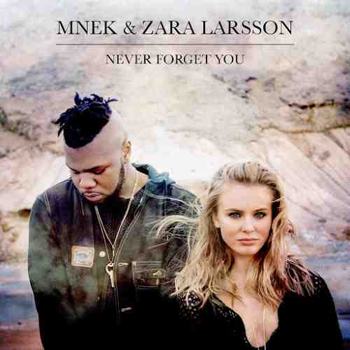 MNEK-Never-Forget-You