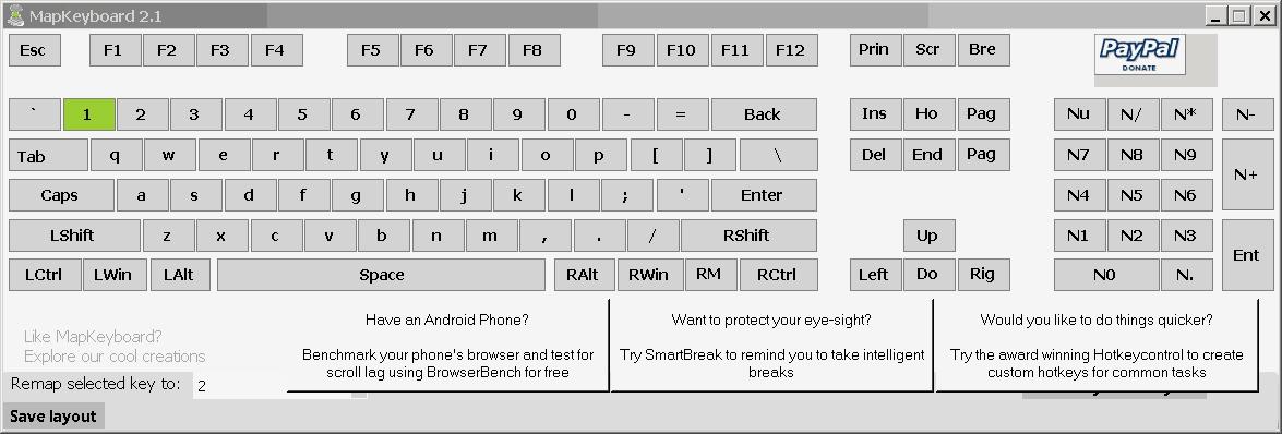 mapkeyboard 2.1