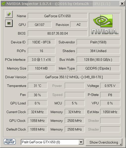 NVIDIA Inspector 1.9.7.4