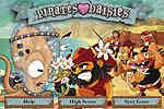 Pirates Love Daisies