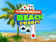 Patience Solitaire - Beach Resort