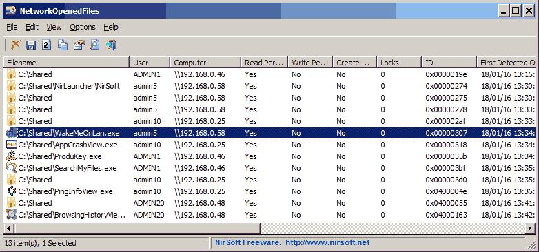 NetworkOpenedFiles.v1.00