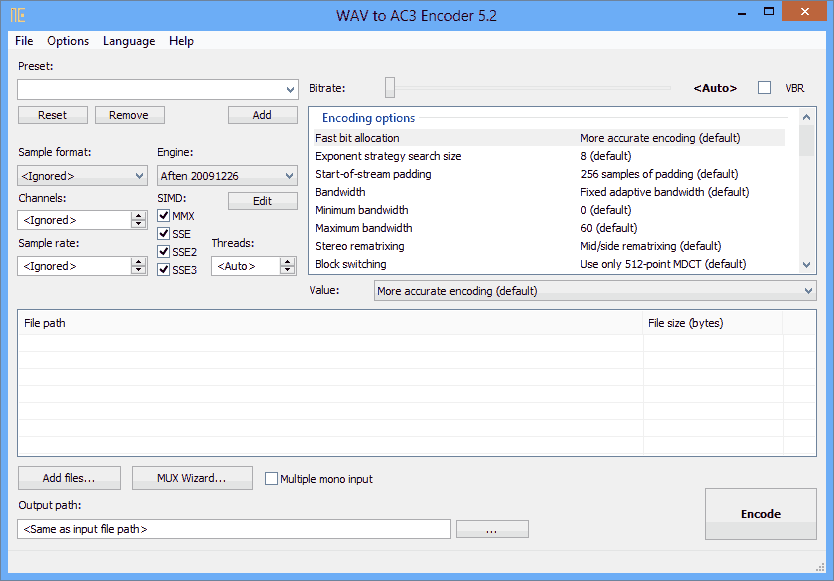WAV.to.AC3.Encoder.5.2