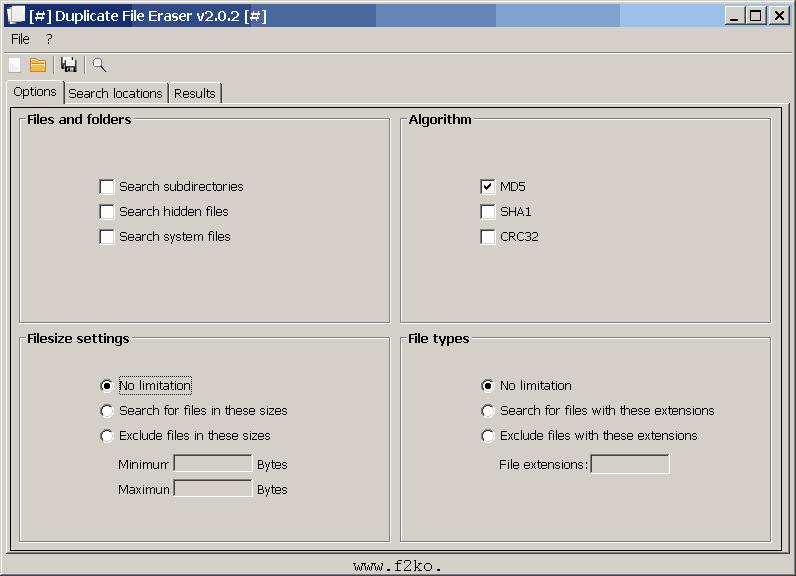 duplicate-file-eraser