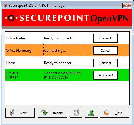 Openvpnclient