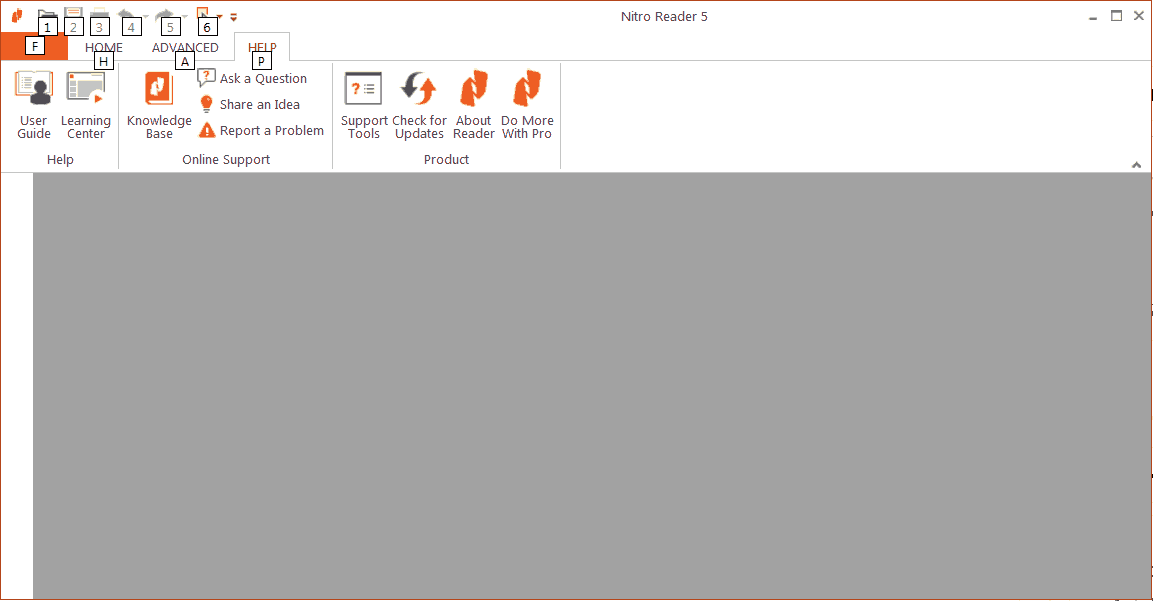 Nitro PDF Reader 5.5.9.2