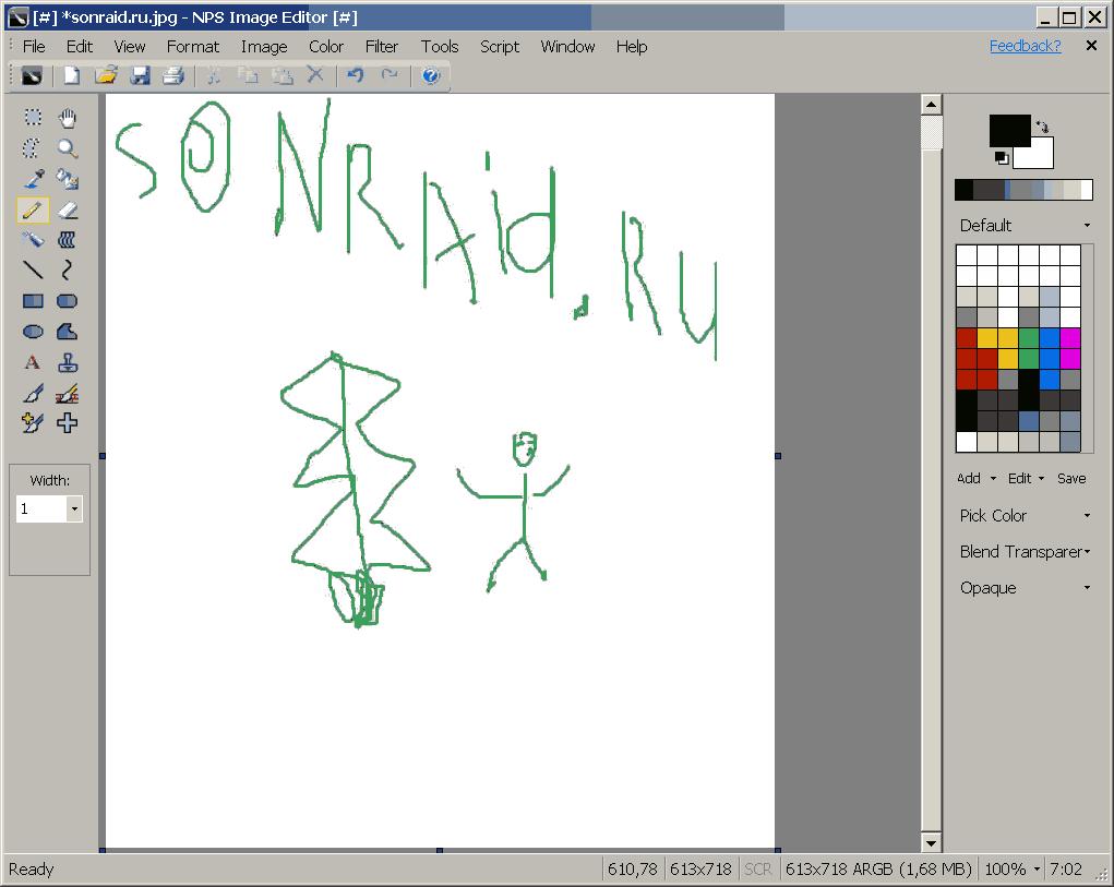 NPS Image Editor 3.1.1