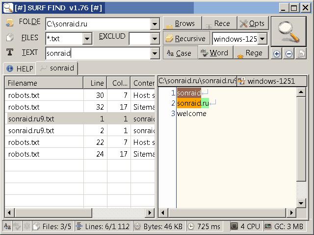 SURF FIND 1.76.1