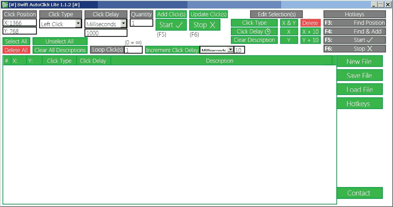 Swift AutoClick 1.1.2