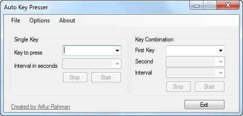 Auto Key Presser 0.7.0