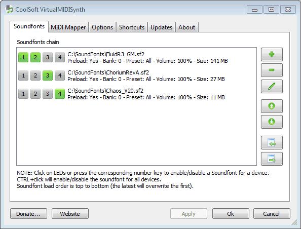 CoolSoft VirtualMIDISynth
