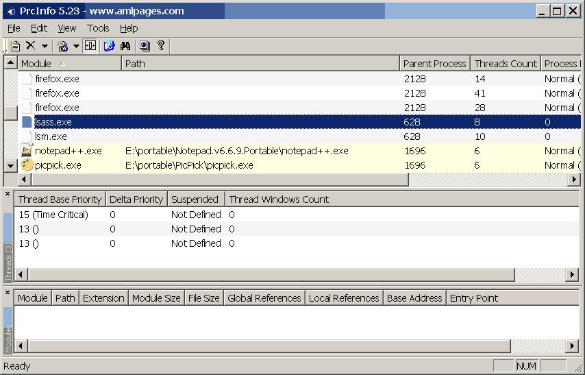 PrcInfo 5.23