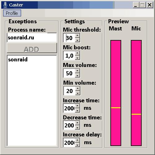 Caster 1.0.0.0