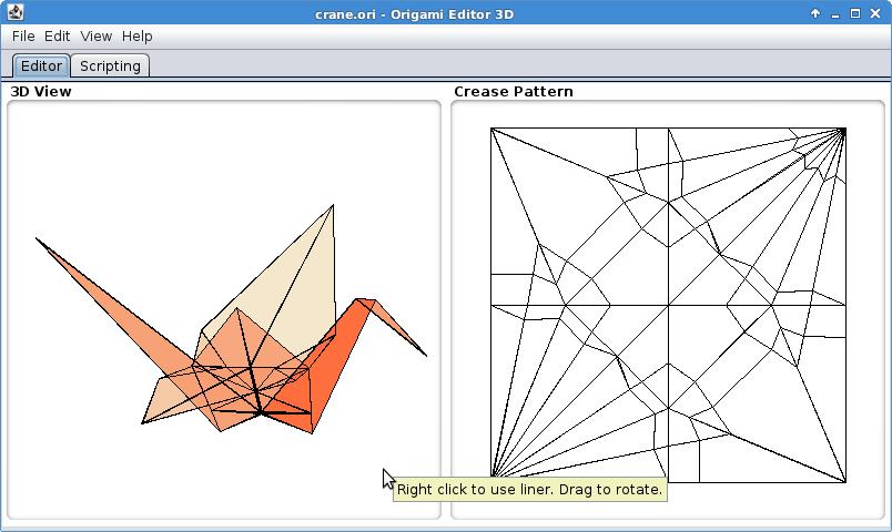 Origami Editor 3D v 1.3.5