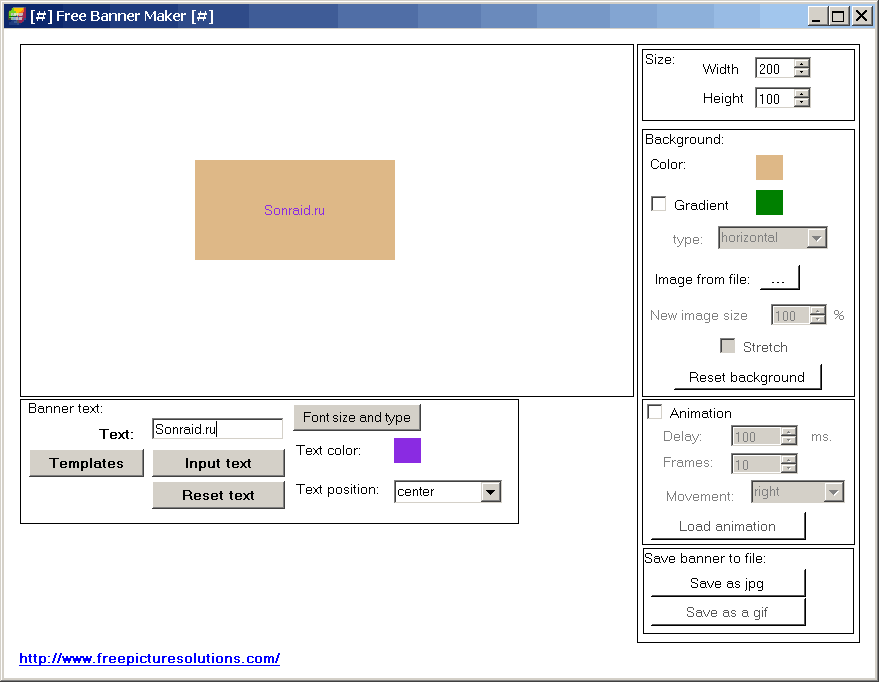 Free Banner Maker