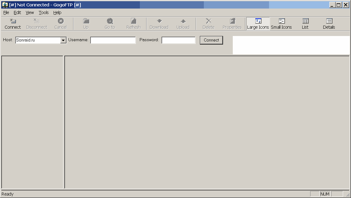 GogoFTP 1.3.3