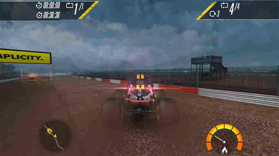 Insane Monster Truck Racing 1.0