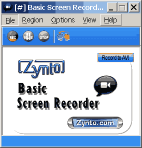 Basic Screen Recorder