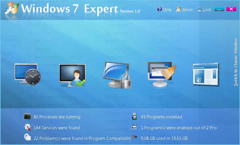 Windows 7 Expert 1.0