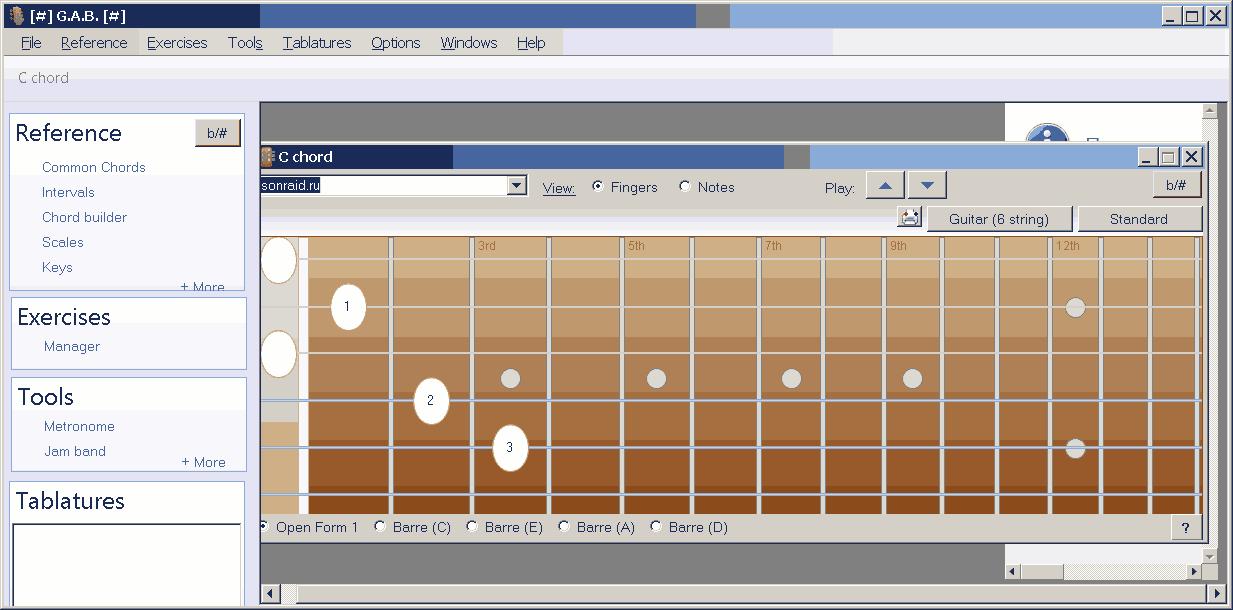 Guitar and Bass 1.2.2