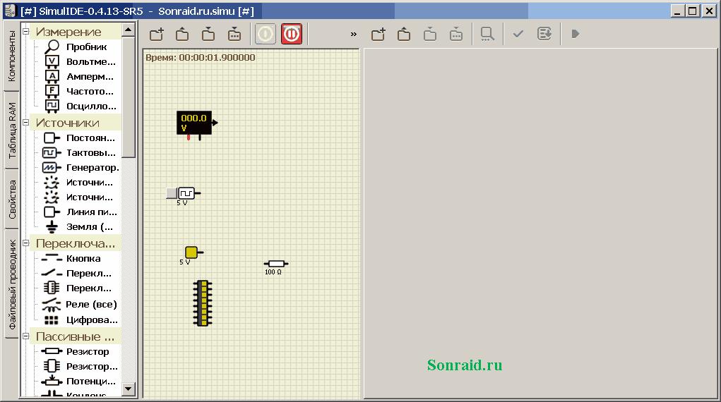 SimulIDE 0.4.13