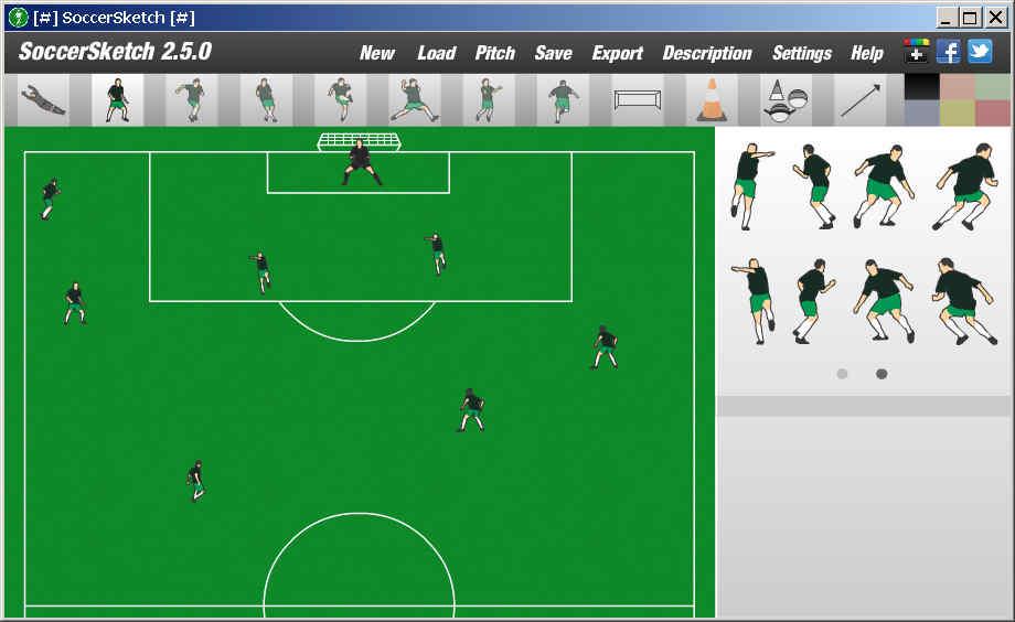 SoccerSketch 2.5.0