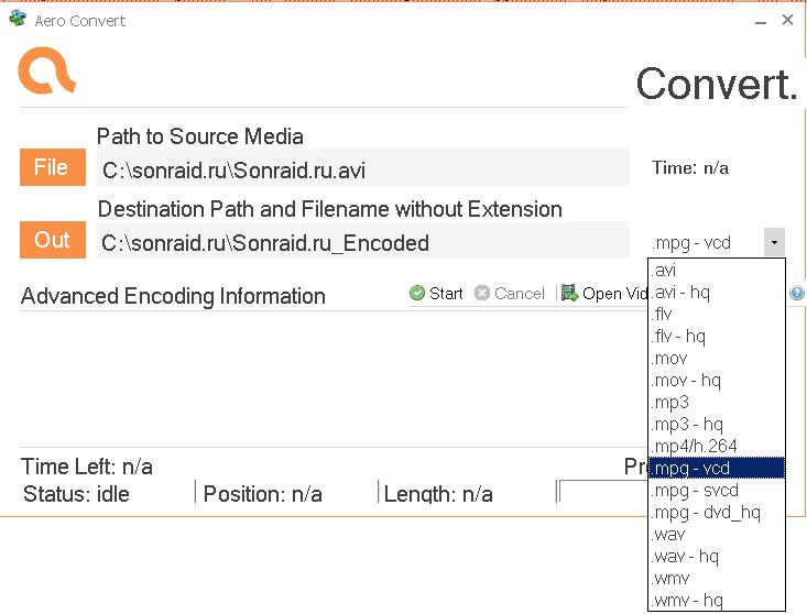 Aero Convert 2.0