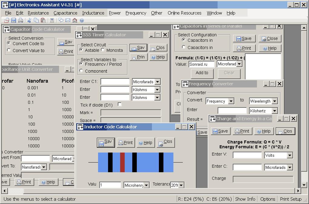 Electronics Assistant 4.31