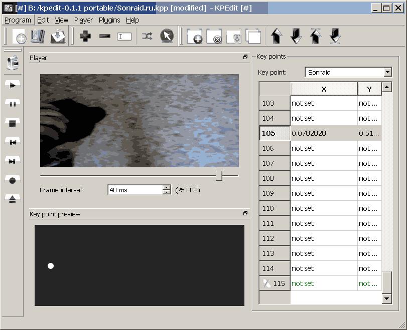 KPEdit 0.1.1