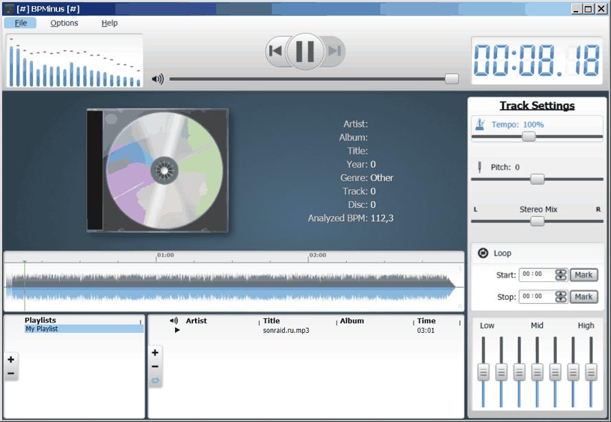 BPMinus 0.1.8