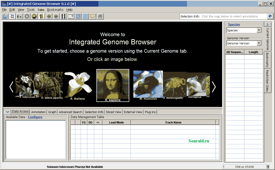 Integrated Genome Browser