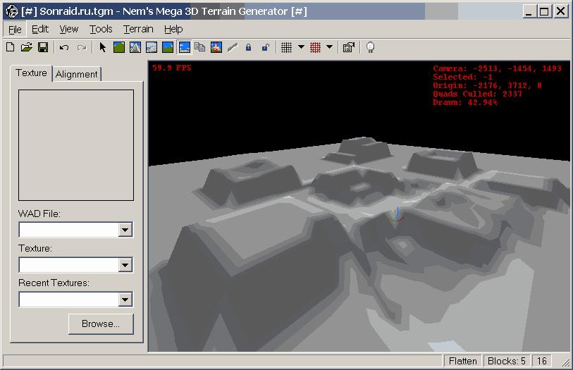 Nem's Mega 3D Terrain Generator 3.0.5.0