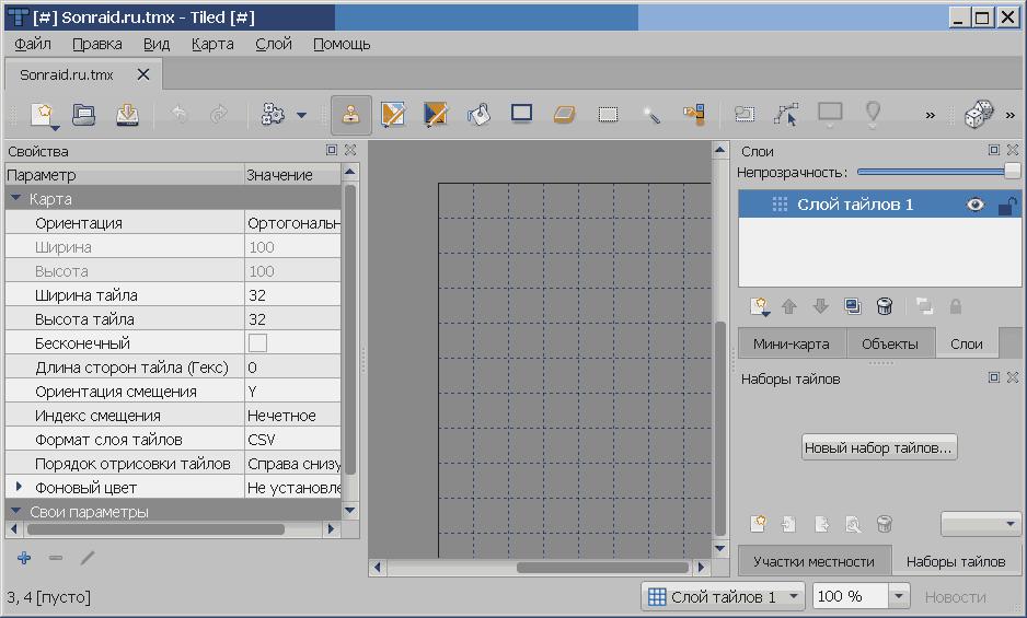 Tiled 1.2.4