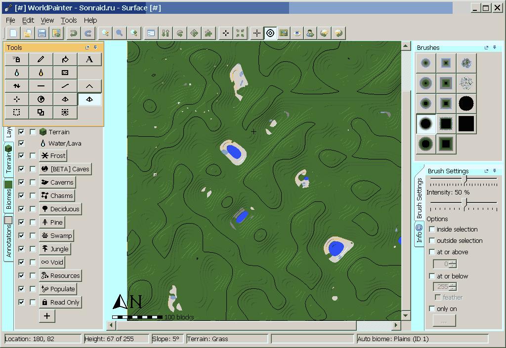 WorldPainter 2.7.3