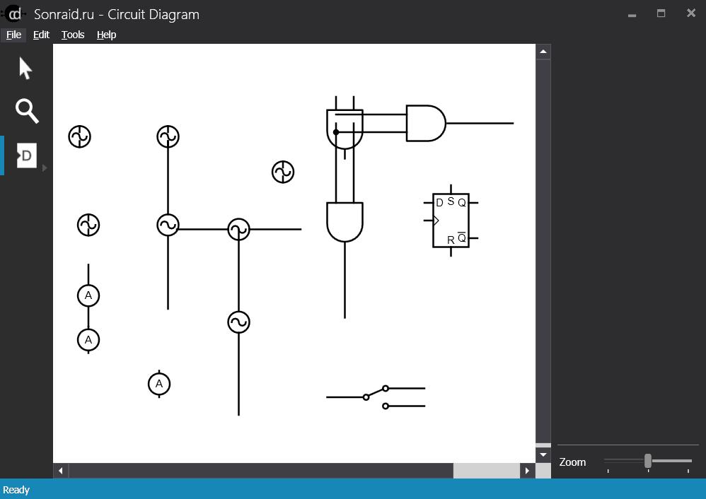 Circuit Diagram 3.1.0 Build 3
