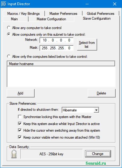Input Director 1.4.3