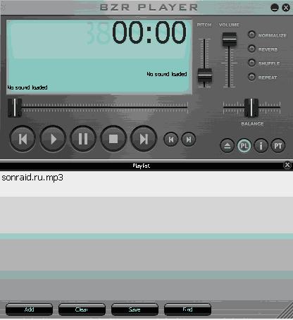 BZR Player 1.06