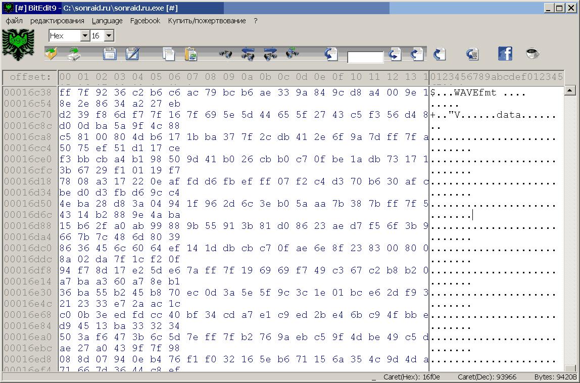 BitEdit9 3.0