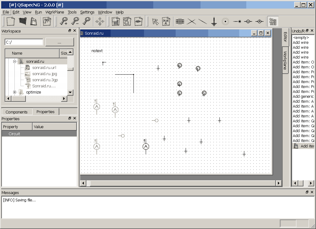 QSapecNG 2.0