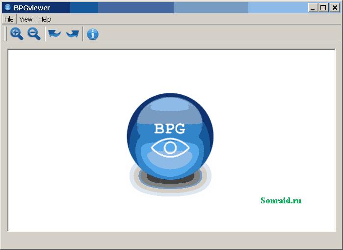 BPGviewer 1.0.0