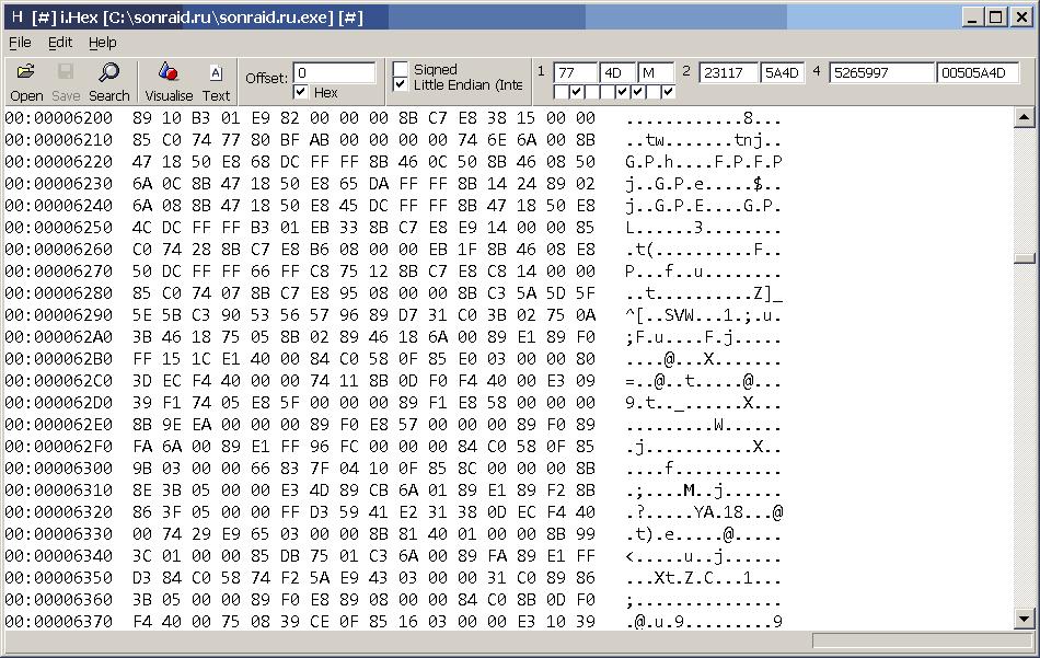 iHex 1.2 x64