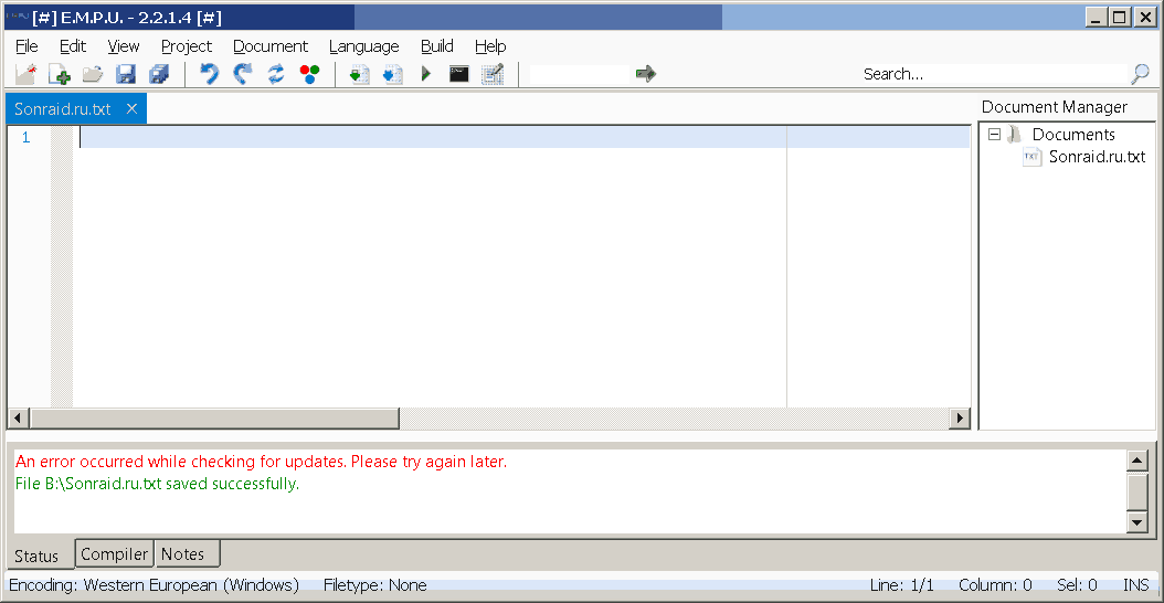 Enhanced Multilingual Programming Utility 2.2.1.4