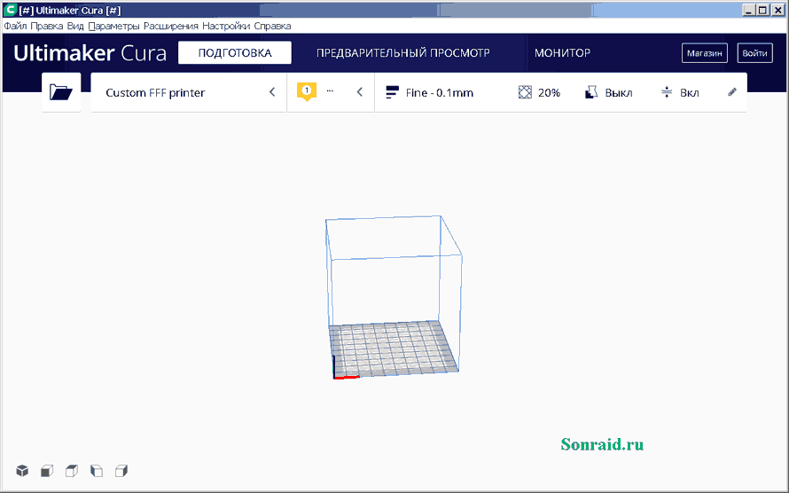 Ultimaker Cura 4.6.1